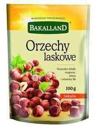 Picture of ORZECHY LASKOWE 100G BAKALLAND