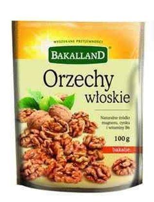 Picture of ORZECHY WLOSKIE 100G BAKALLAND