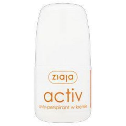Picture of ANTY-PERSPIRANT ACTIV W KREMIE ROLL-ON 60ML ZIAJA
