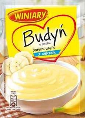 Picture of BUDYN WINIARY BANANOWY 60G