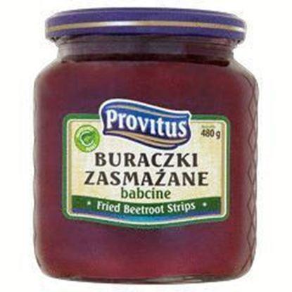Picture of BURACZKI ZASMAZANE BABCINE 480G PROVITUS