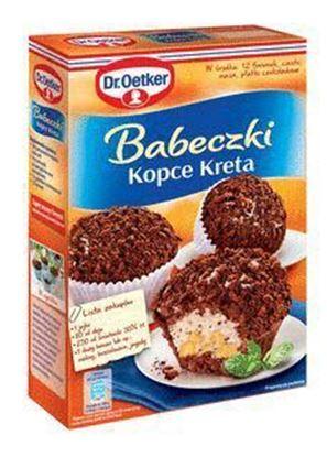 Picture of CIASTO BABECZKI KOPCE KRETA 264G DR OETKER