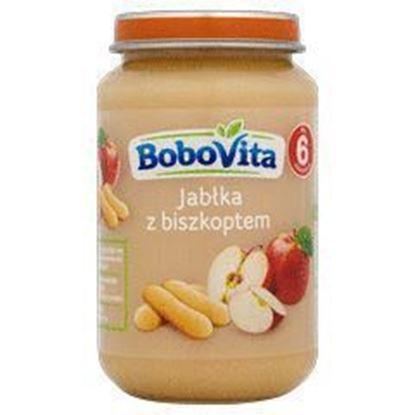 Picture of DESEREK BOBOVITA 190G JABLKA Z DELIKATNYM BISZKOPTEM (6MC)