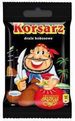 Picture of DRAZE KOKOSOWE KORSARZE 70G SKAWA
