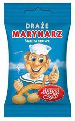 Picture of DRAZE SMIETANKOWE MARYNARZE 70G SKAWA