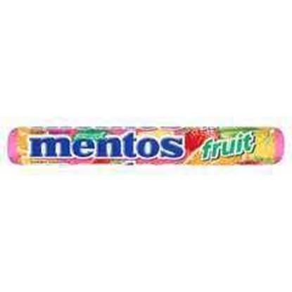 Picture of DROPSY MENTOS FRUIT 38G