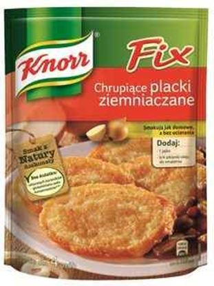 Picture of FIX KNORR CHRUPIACE PLACKI ZIEMNIACZANE 200G