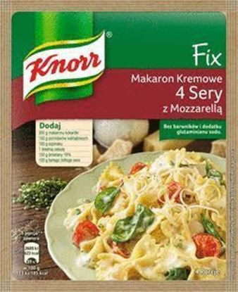 Picture of FIX KNORR KREMOWE 4 SERY Z MOZZARELLA 45G