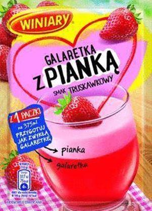 Picture of GALARETKA Z PIANKA TRUSKAWKOWA 72G WINIARY