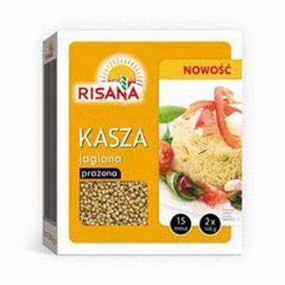 Picture of KASZA JAGLANA PRAZONA RISANA  2*100G