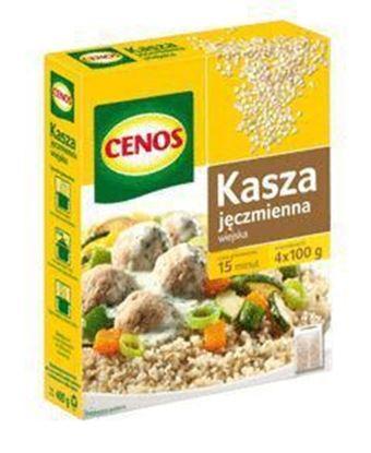 Picture of KASZA JECZMIENNA 4*100G WIEJSKA CENOS