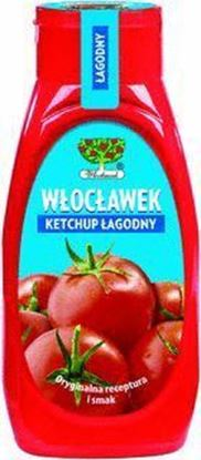 Picture of KETCHUP LAGODNY 480G BUTELKA WLOCLAWEK