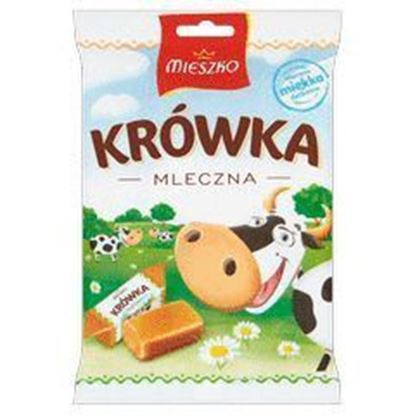 Picture of KROWKA MLECZNA 215G MIESZKO