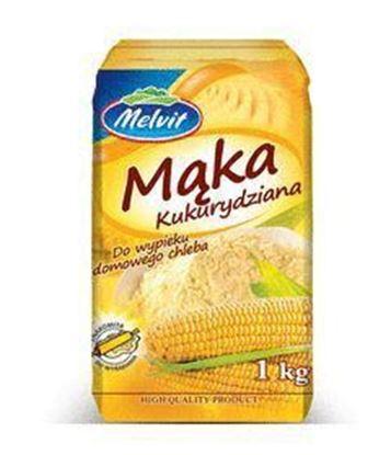 Picture of MAKA KUKURYDZIANA 1KG MELVIT