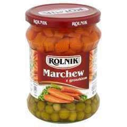 Picture of MARCHEW Z GROSZKIEM 500ML ROLNIK