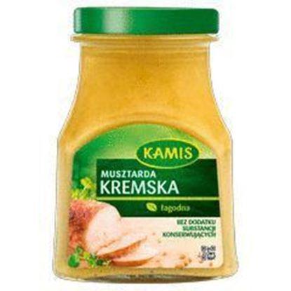 Picture of MUSZTARDA KREMSKA 185G KAMIS