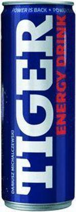 Picture of NAPOJ ENERGETYCZNY TIGER 250ML PUSZKA MASPEX