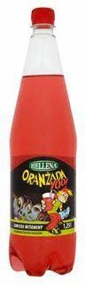 Picture of NAPOJ HELLENA 1,25L ORANZADA YOO! GAZ PET