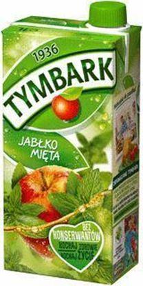 Picture of NAPOJ TYMBARK 1L JABLK-MIETA KART MASPEX