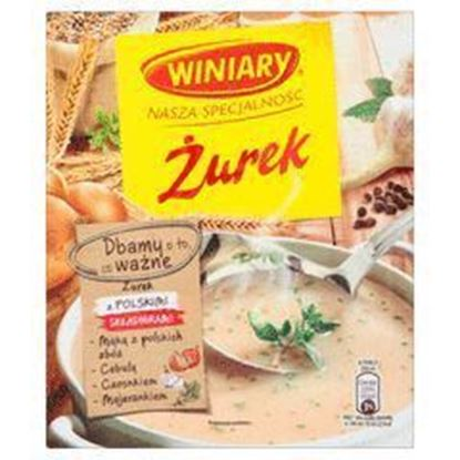 Picture of ZUPA WINIARY STANDARD ZUREK 49G