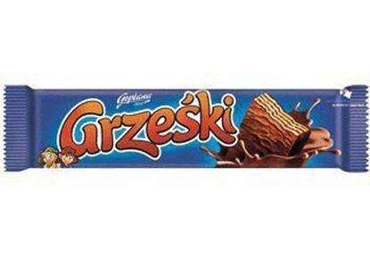 Picture of WAFELEK GRZESKI W CZEKOLADZIE KAKAO 36G GOPLANA