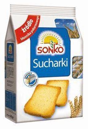 Picture of SUCHARKI 225G SONKO