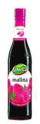 Picture of SYROP LOWICZ 400ML MALINA