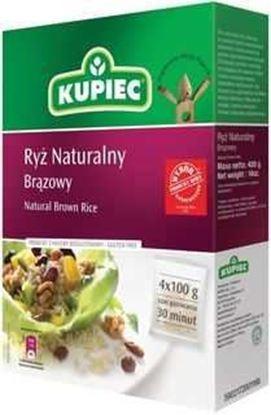 Picture of RYZ 4*100G NATURALNY BRAZOWY KUPIEC