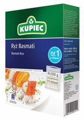 Picture of RYZ 4*100G BASMATI KUPIEC