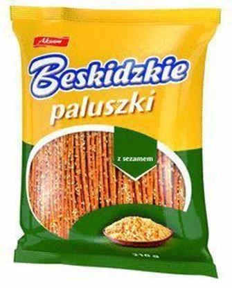 Picture of PALUSZKI BESKIDZKIE 210G Z SEZAMEM AKSAM