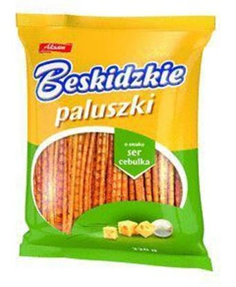 Picture of PALUSZKI BESKIDZKIE 220G SER-CEBULA AKSAM
