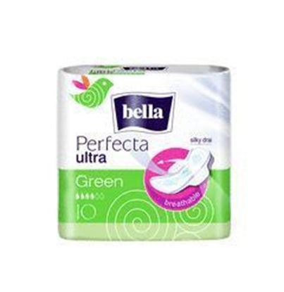 Picture of PODPASKI PERFECTA GREEN 10SZT BELLA