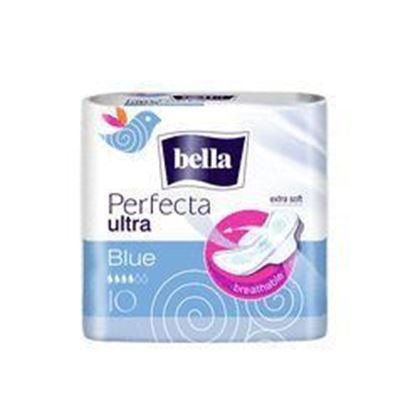 Picture of PODPASKI PERFECTA BLUE 10SZT BELLA