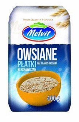 Picture of PLATKI OWSIANE BLYSKAWICZNE 400G MELVIT