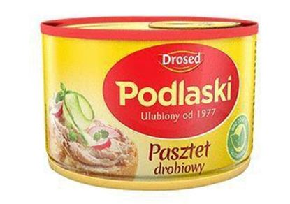 Picture of PASZTET DROSED 195G PODLASKI DROBIOWY
