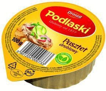 Picture of PASZTET DROSED 100G PODLASKI DROBIOWY