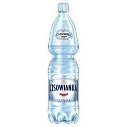 Picture of WODA CISOWIANKA 1,5L GAZ PET NALECZOW