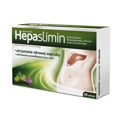 Picture of Hepaslimin, 30 tabletek