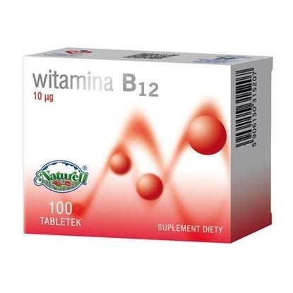 Picture of Witamina B12, 5 mcg, 100 tabletek
