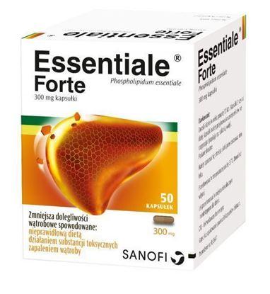 Picture of Essentiale Forte 300mg, 50 kapsułek
