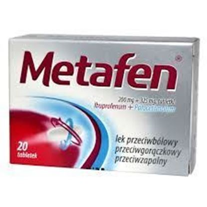 Picture of Metafen, 20 tabletek