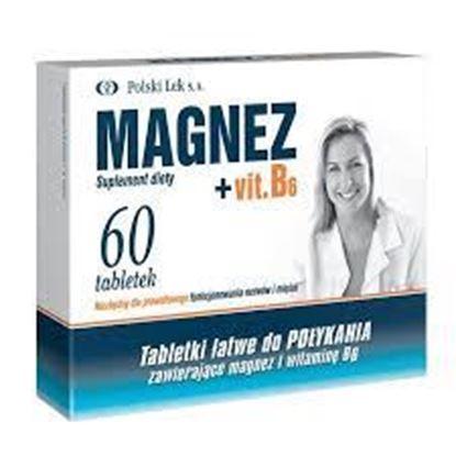 Picture of Magnez + witamina b6, 60 tabletek