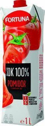 Picture of FORTUNA SOK 1L POMIDOR KARTON