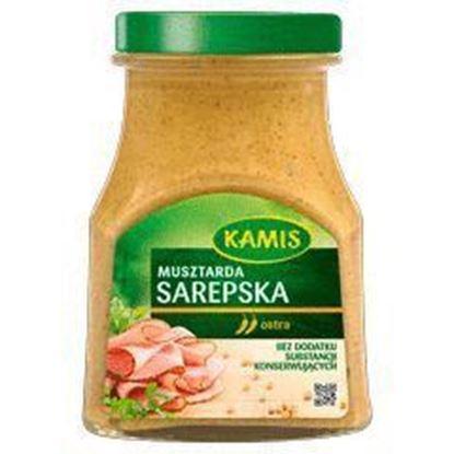 Picture of MUSZTARDA SAREPSKA 185G KAMIS