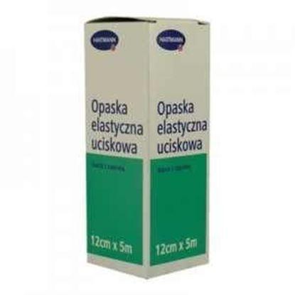 Picture of Opaska elastyczna uciskowa z zapinka, 12cm x 5m