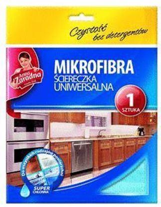 Picture of MIKROFIBRA SCIERECZKA UNIVERSALNA ANNA ZARADNA