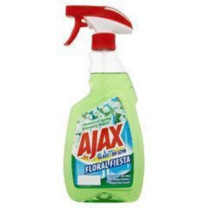 Picture of AJAX PLYN DO SZYB FLORAL FIESTA ZIELONY 500ML