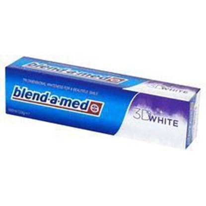 Picture of BLEND-A-MED PASTA DO ZEBOW 3D WHITE 100ml