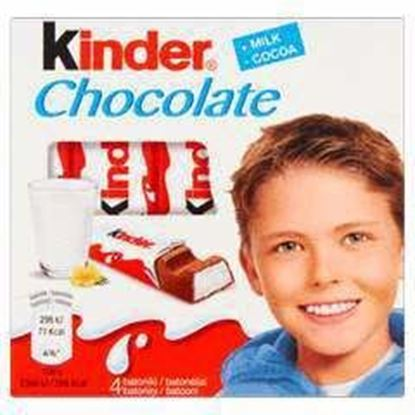 Picture of KINDER CZEKOLADA 50g FERRERO