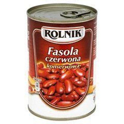 Picture of FASOLA CZERWONA 400g PUSZKA ROLNIK